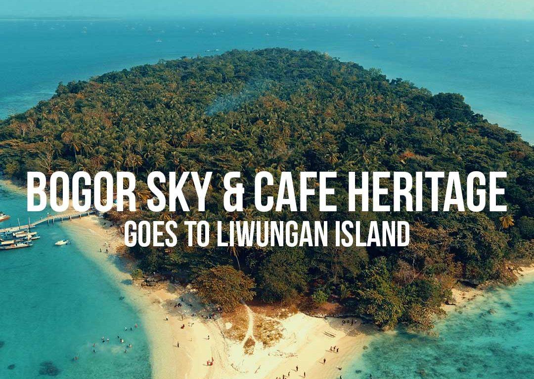 Goes To Liwungan Island