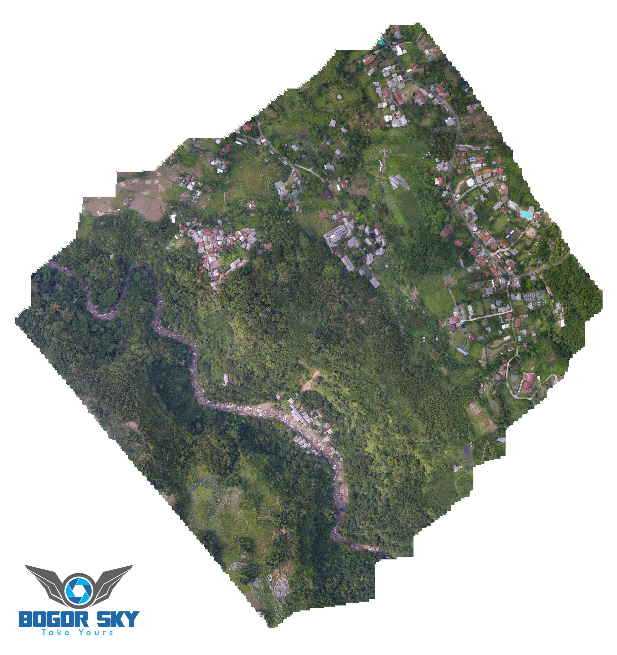 Jasa Pemetaan Foto Udara Drone Bogor Sky - Laporan Pemetaan Foto Udara Drone