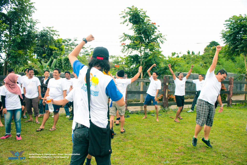 Jasa Event Documentation Bogor Sky - Uptrans Corporation Entertainment Team Building Program - 12