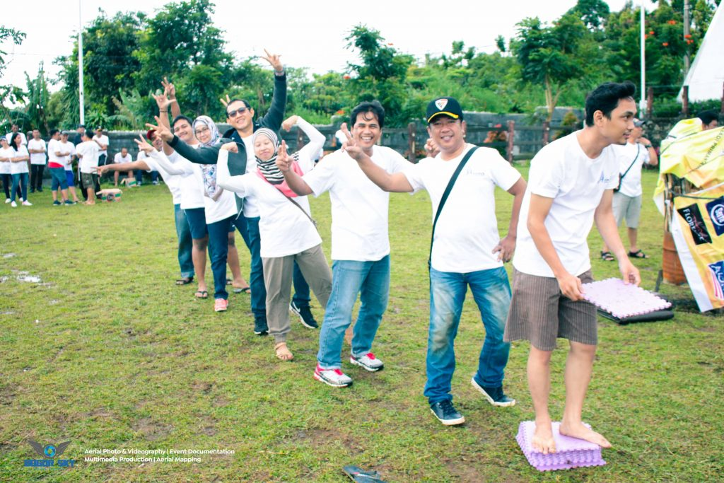 Jasa Event Documentation Bogor Sky - Uptrans Corporation Entertainment Team Building Program - 9