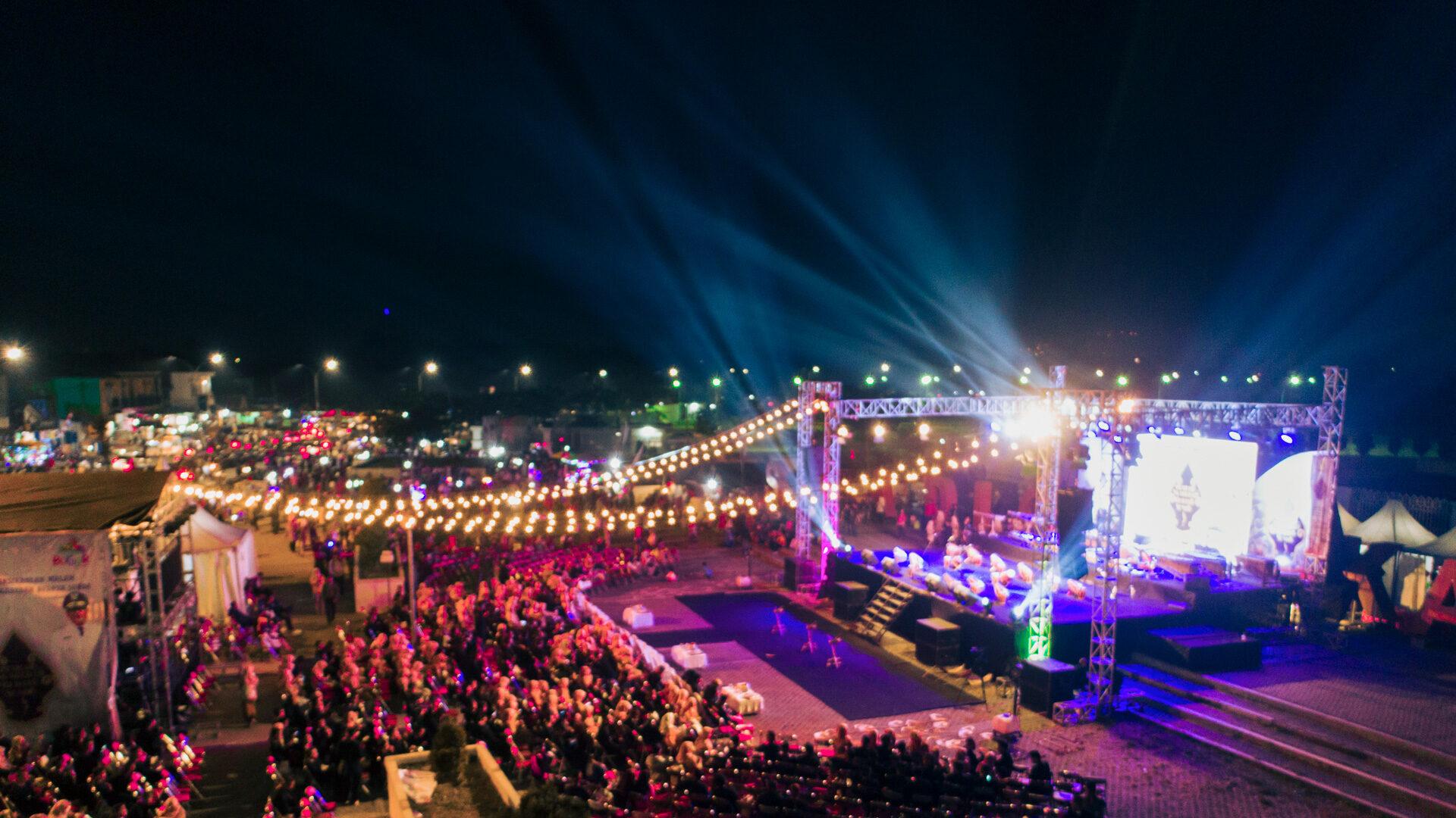 Jasa Foto dan Video Udara Bogor Sky - Festival Budaya